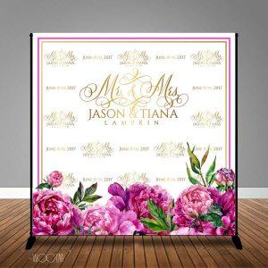 backdrop vinyl print